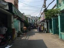 Chánh chủ bán nhà 1 lầu 1 trệt 2pn 2wc 54m2, Tân Hưng, Q7