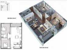 Bán căn hộ C801 UDIC WESTLKE Tây Hồ giá 3.3 tỷ