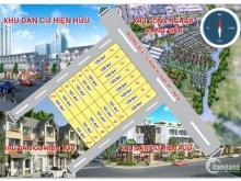 3 lô, 2 lô liền kề SHR thổ cư 100% giá 757tr tại KCN Giang Điền
