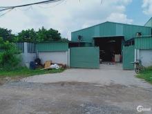 Kho, nhà xưởng cho thuê nhiều diện tích lớn nhỏ Quận 12, lân cận