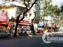 Cho thuê nhà mặt phố Nguyễn Thái Học, 105m x3 tầng, 50tr/th