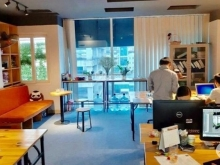 Cho thuê mặt sàn văn phòng cạnh công viên Cầu Giấy, diện tích từ 100m2 - 200m2 -