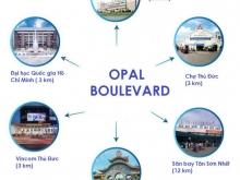 Cần Bán Căn Hộ Chung Cư Cao Cấp OPAL BOULEVARD, 25tr - 30tr/m2