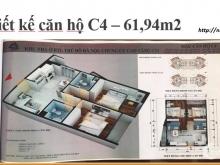 Tôi bán căn 2PN, giá 10.9tr/m2 ! CT1-Yên Nghĩa. Lh : 097.534.2826