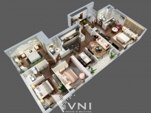 Gia an vạn sự hưng - sở hữu căn hộ đáng sống nhất Hà Đông