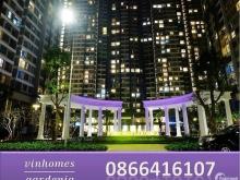 Bán căn hộ 79m, 2 ngủ Vinhomes Gardenia. Ban công Đông Nam. Gía 3.1 tỷ