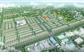 Khu đô thị Cát Tường Phú Hưng tỉnh Bình Phước