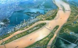 Hà Nội: Chưa giao đơn vị nào lập quy hoạch hai bên bờ sông Hồng