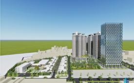 Bà Rịa – Vũng Tàu: Địa ốc Hưng Thịnh đầu tư khu phức hợp 3.600 tỷ ở góc đường Lê Hồng Phong – Nguyễn Thái Học