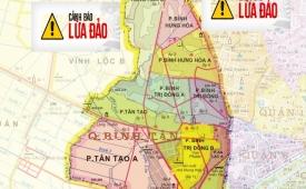 Né ngay 9 dự án đất nền này ở quận Bình Tân nếu không muốn ăn
