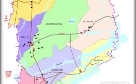 Bà Rịa - Vũng Tàu: Quy hoạch xây dựng vùng huyện Đất Đỏ với 4 phân vùng