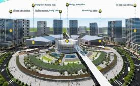 Ngày 23/11: Công bố dự án Trung tâm thương mại Thế giới tại TP Mới Bình Dương