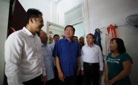 Bí thư Thăng: TP.HCM sẽ học Bình Dương cách xây nhà ở xã hội