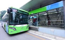 TP.HCM: Kém hiệu quả, tuyến buýt nhanh BRT 144 triệu USD bị tạm dừng