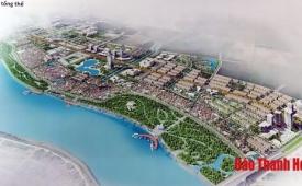 Eurowindow Holding được giao nhiệm vụ quy hoạch chi tiết khu đô thị gần 300ha ở Thanh Hoá