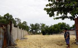 Ngân hàng nhận thế chấp cả đất công viên, cây xanh của dự án