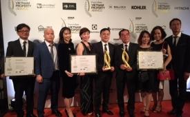 Eco Green Sài Gòn thắng lợi lớn tại PropertyGuru Vietnam Awards 2019