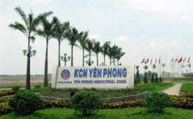 Bắc Ninh thành lập khu công nghiệp Yên Phong II-C hơn 2.000 tỉ đồng