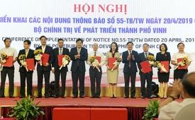 Loạt doanh nghiệp bất động sản lớn đổ bộ vào Nghệ An