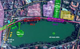 Phó Thủ tướng chỉ đạo hoàn thiện hồ sơ về phương án thiết kế, thi công ga ngầm sát Hồ Gươm