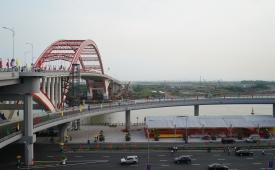 Hải Phòng: Thông xe kỹ thuật cầu Hoàng Văn Thụ 2.200 tỷ đồng