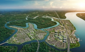 """Hạ tầng """"khủng"""" vào giai đoạn triển khai nước rút: Bất động sản Đồng Nai vào tầm ngắm của giới đầu tư"""