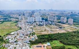 TP.HCM hiếm nguồn cung, nhà đầu tư đổ về khu Nam Sài Gòn