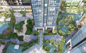 Những dự án sở hữu không gian sống như resort nghỉ dưỡng giữa Sài Gòn