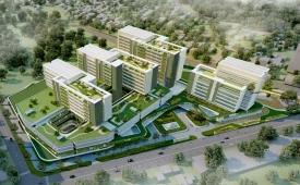 TP.HCM: Xây bệnh viện 1.000 giường tại 64 Lê Văn Chí, quận Thủ Đức