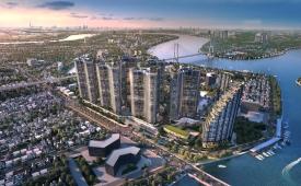 Triển khai cầu Thủ Thiêm 4, mở rộng đường Đào Trí, bất động sản khu Nam sôi động