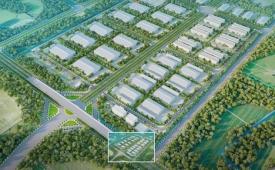 Hà Nam sẽ đầu tư khu công nghiệp Thái Hà hơn 700 tỉ đồng