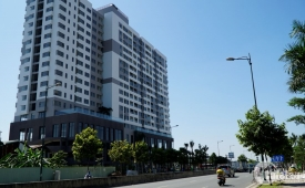 Căn hộ 35 triệu/m2 đang bàn giao trên đại lộ Phạm Văn Đồng
