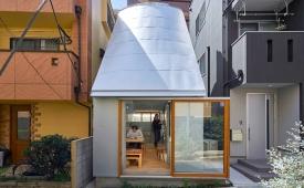 Căn nhà chưa đầy 20m2 đủ tiện nghi tại Nhật Bản