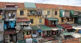 Bất động sản 24h: Mùa mưa bão, dân bất an trong chung cư cũ - CafeLand.Vn