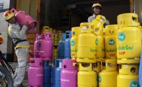 Giá gas phía Nam giảm tiếp 3.500-3.900 đồng/bình