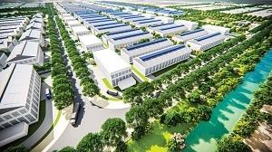 Công ty Cổ phần Đầu tư Xây dựng Kinh doanh Hạ tầng Khu công nghiệp Sài Gòn - Long An