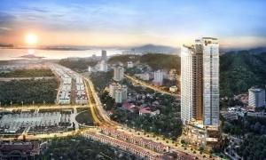 Tổ hợp căn hộ condotel, khách sạn The Holiday Ha Long Quảng Ninh
