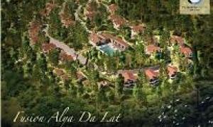 Fusion Alya Dalat: Khu biệt thự nghỉ dưỡng bên hồ Tuyền Lâm