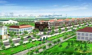 Nhà phố thương mại Long Định