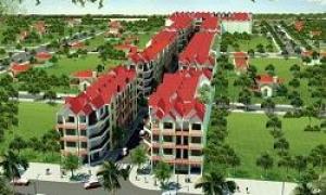 Rosa Town: Nhà phố thương mại cạnh khu công nghiệp Tam Phước