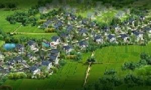 Khu biệt thự Green Oasis Villas