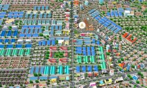 Khu đô thị Golden Mall
