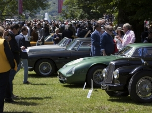 Ngắm siêu xe  tại Concours d'Elegance Villa d'Este 2013