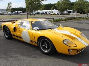 Những mẫu xe đẹp nhất Silverstone Classic 2013