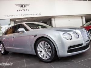 Bentley Flying Spur chính hãng giá từ 10,5 tỷ đồng
