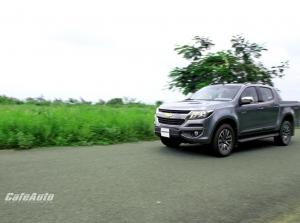 Chevrolet Colorado 2017 thay đổi toàn diện để bứt phá