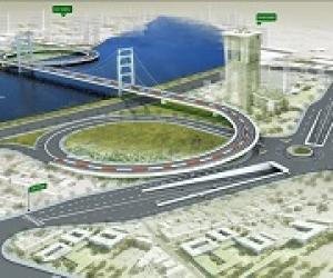 TP.HCM chuẩn bị xây cầu Thủ Thiêm 3 và mở rộng đường Tôn Đản