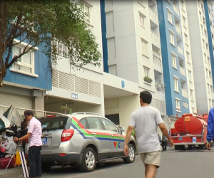 Vụ cháy chung cư carina: Hệ thống pccc không hoạt động