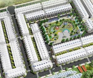 Dự án nhà phố thương mại Galaxy Hải Sơn