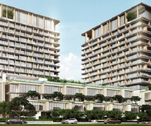Dự án khu căn hộ Cove Residences quận 2